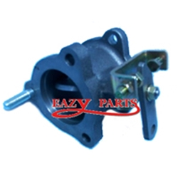 EXHAUST BRAKE BUTTERFLY ASSEMBLY