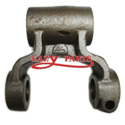FRONT SWINGING SHACKLE
