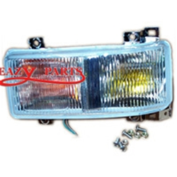 FRONT INDICATOR/FOG LAMP ASSEMBLY