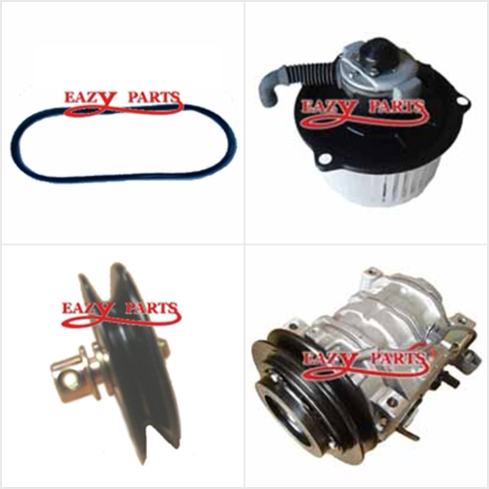 AIR CONDITIONING & HEATER COMPONENTS